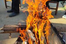 烤火漂亮极致的火焰