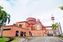 亚庇大学粉红清真寺,满足你的少女心