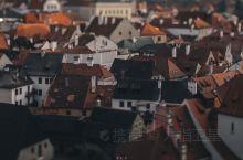 欧洲最美小镇(之一),捷克CK小镇