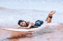 99%的人都不知道 三亚要这样玩冲浪