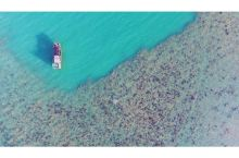 地点:博鳌金湾蔚蓝海岸