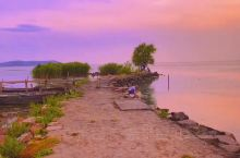 苏州太湖冲山岛