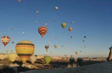 卡帕多西亚热气球之旅🎈
