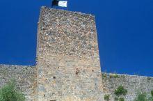 一个坚固的小城堡