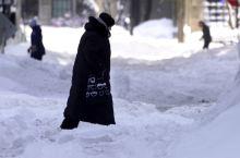 多伦多的大雪