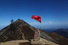 陕西太白山旅游景区