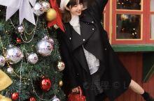 广州探店🎄人均40+Get圣诞美照&下午茶  这家秘密旅行xmas #秘密旅行xmas(客村店)