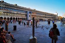 威尼斯的街景