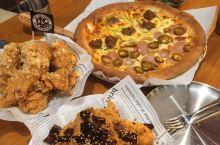 北京探店|专业披萨炸鸡店  被朋友按头安