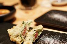 夏天吃上秋の寿司