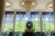 入住的香格里拉大酒店 环境不错哦