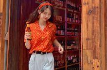 重庆必去清吧街头复古工业风/整墙的酒