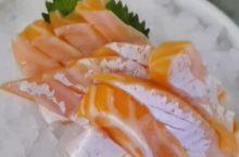 日式铁板自助料理,包间人少不定,鱼腩不错