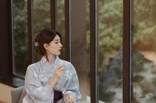 魔都市区小京都‖假装在日本,和服拍照写真