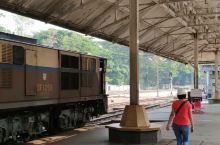 仰光的火车站