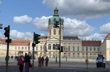 仿照凡尔赛宫建造的夏洛滕堡宫