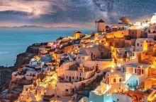 希腊|圣托里尼|美哭了的景点