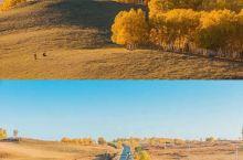 你永远可以相信坝上草原的秋天!