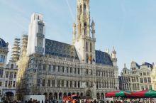比利时首都布鲁塞尔。