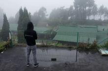 印尼航拍bromo活火山