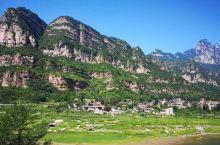 林州西乡坪村