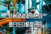 杭州浪浪浪水公园丨夏日狂欢酷爽开园