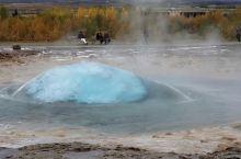 冰岛盖锡尔间歇喷泉,摄于2019年9月