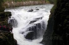 水流量好大,美景美极了。