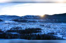禾木的冬天有多美?