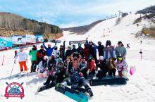 滑雪去群清明活动小组