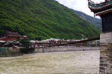 飞游泸定桥