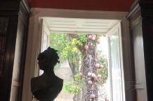 里约热内卢,古典主义代表作品Casa Ruy Barbosa博物馆。虽然这里不大,但是还是很值得去看