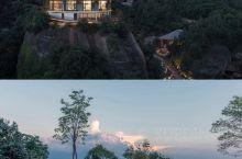 江浙沪之外,最惊艳的悬崖绝壁网红酒店  这家悬崖绝壁上的酒店真是有点惊艳了,看惯了莫干山大理,来点不