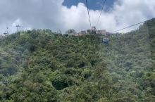巴拿山 世界最长5801米缆车!
