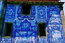 波尔图 天下独一份的青瓷外墙
