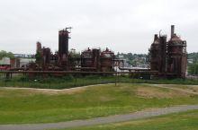 尊重历史和环境的煤气厂公园