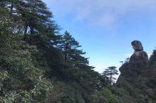 三清山之女神峰