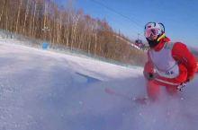 滑雪场体验不一样的乐趣!
