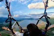 天空很辽阔,我们一起飞|优翼滑翔伞飞行
