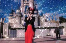 Disneyworld而不是Land
