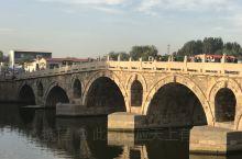 献县单桥-世界最大不对称拱桥