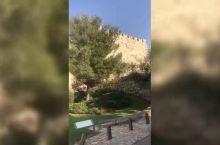 耶路撒冷老城的城墙,见证了历史的变迁