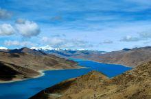 318川藏行•day6 玛瑙般的湖水