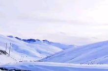 雪山  随处都是风景