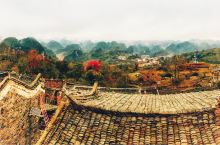 在广东住千年瑶寨,遥看英德峰林地貌