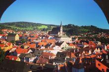 世界级不可错过的精美小镇 捷克CK小镇