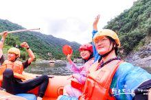 老家河南,清凉一夏:宝天曼峡谷漂流
