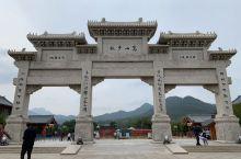 嵩山少林寺,武术表演还是很震惊,国粹还是深入人心的。