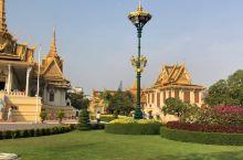 柬埔寨国家博物馆 精致、祥和、宁静