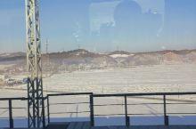 冬天的黑龙江